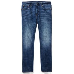 American Eagle Relaxed Fit Jeans 33X32 Straight